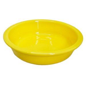Fiestaware Bowl Fiesta Medium Dish Daffodil Yellow